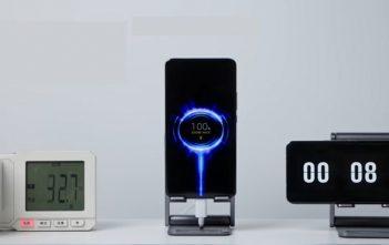 Xiaomi presenta su nueva carga de 200W que llega de 0% a 100% en 8 minutos