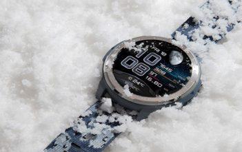 Honor debuta en Chile con el reloj Watch GS Pro