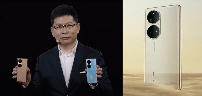 Huawei P50 y P50 Pro son oficiales, Snapdragon 888, 120Hz, HarmonyOS y más