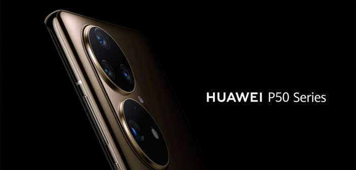 Huawei confirma que la serie P50 estará disponible en todo el mundo