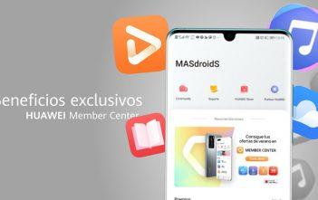 Member Center, la App exclusiva de HUAWEI que te recompensa solo por ser miembro activo