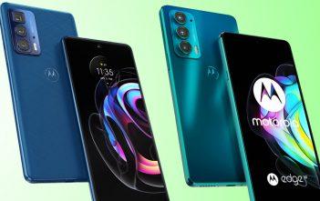 Motorola presenta oficialmente al Moto Edge 20 Pro, Edge 20 y Edge 20 Lite