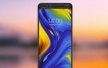 Xiaomi Mi MIX 3 recibe actualización MIUI 12.5 en su país natal