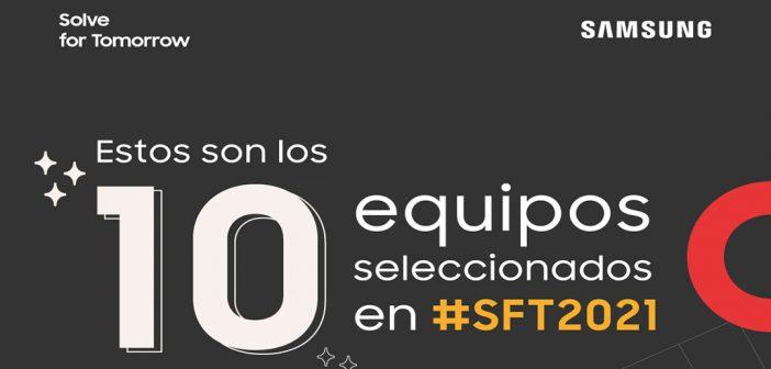 Concurso Solve For Tomorrow de Samsung presenta a los 10 semifinalistas de su versión chilena