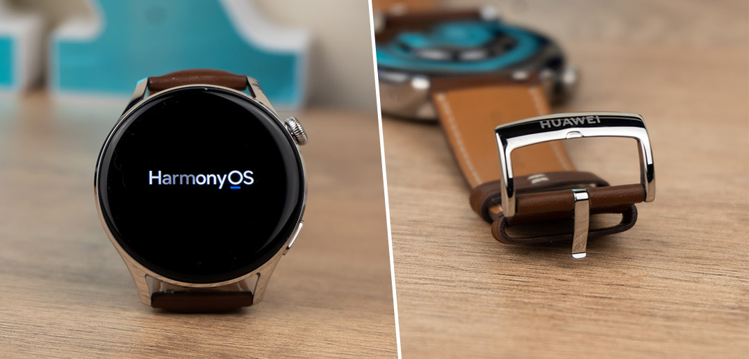 Huawei Watch 3 review y analisis completo - chile