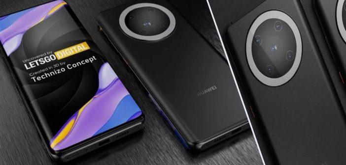 Huawei patenta una nueva cámara con apertura variable para móviles