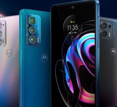 Motorola lanzará el Moto Edge S Pro el 5 de agosto