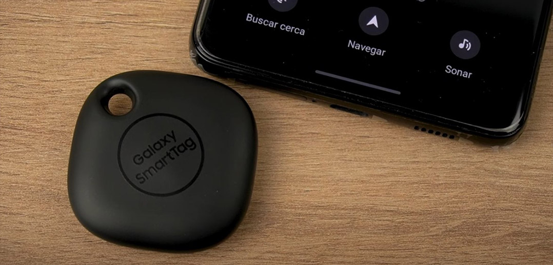 Review localizador Samsung Galaxy Smart Tag