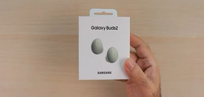 Samsung Galaxy Buds 2 se filtraron completamente en video