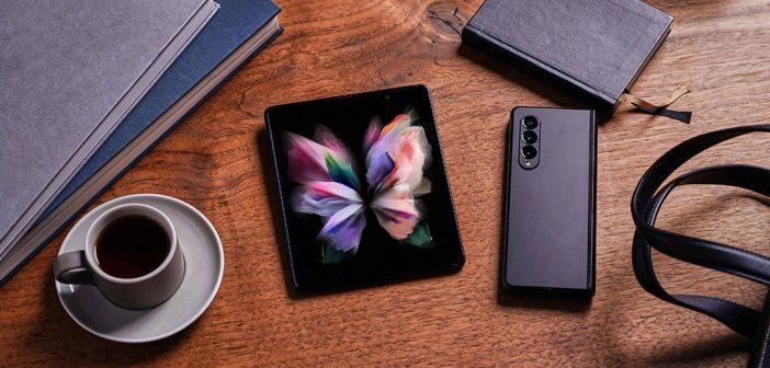 Samsung Galaxy Z Fold 3 y Z Flip 3 son oficiales, mira todos los detalles