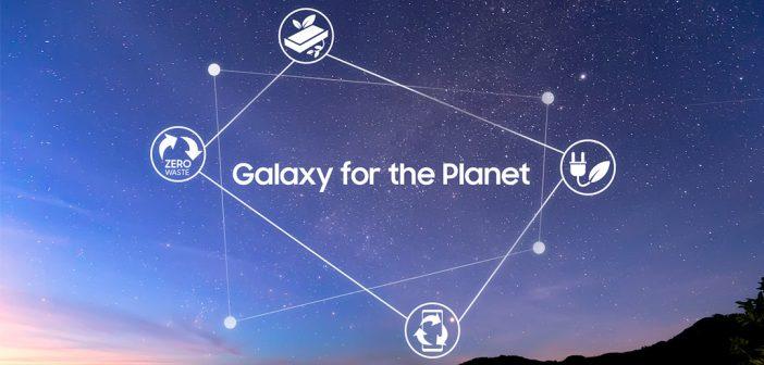 Samsung anuncia su visión de sustentabilidad para dispositivos móviles a 2025