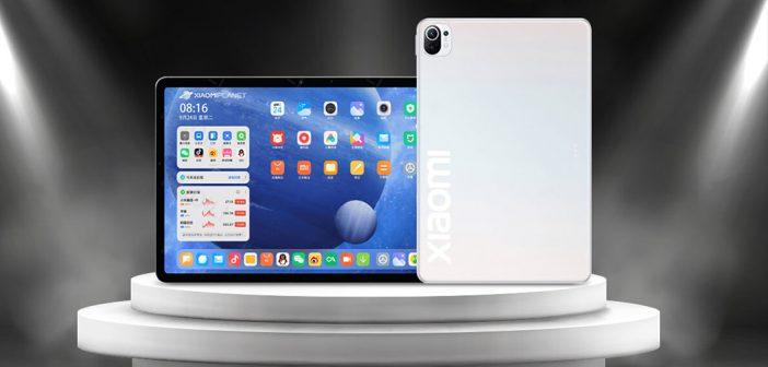 Xiaomi Mi Pad 5 debutará este 10 de agosto con soporte para lápiz