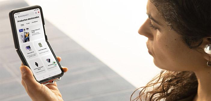 Ecosistema de productos, compras personalizadas y despachos gratis a todo Chile la Telenormalidad de Samsung