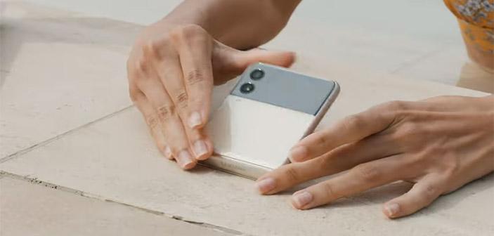 Galaxy Z Flip3 5G el elegante Smartphone diseñado para expresarse