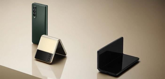 Más que audaz los diseños personalizados del Galaxy Z Fold3 y el Galaxy Z Flip3