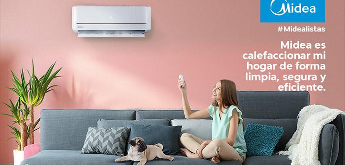 Midea Carrier tecnología Inverter estará presente en el 50% del aire acondicionado del mercado residencial al próximo año