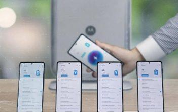 Motorola enseña cargador inalámbrico que funciona a 3 m y puede cargar 4 móviles simultáneamente
