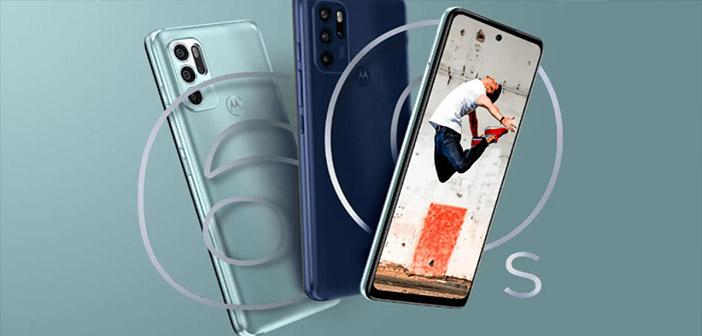 Motorola presenta en Chile a los nuevos Moto G60s y G50 5G, mira los detalles