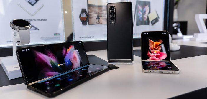 Nuestras primeras impresiones con el Samsung Galaxy Z Fold 3 y Z Flip 3