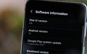 ONE UI 4.0 Mira las principales novedades de la nueva capa de personalización de Samsung