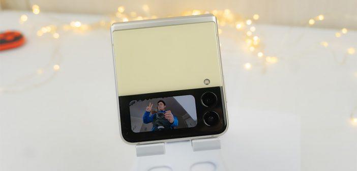 Análisis teléfono plegable Samsung Galaxy Z Flip 3