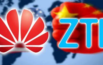 EE UU vuelve al ataque con serias medidas en contra de Huawei y ZTE