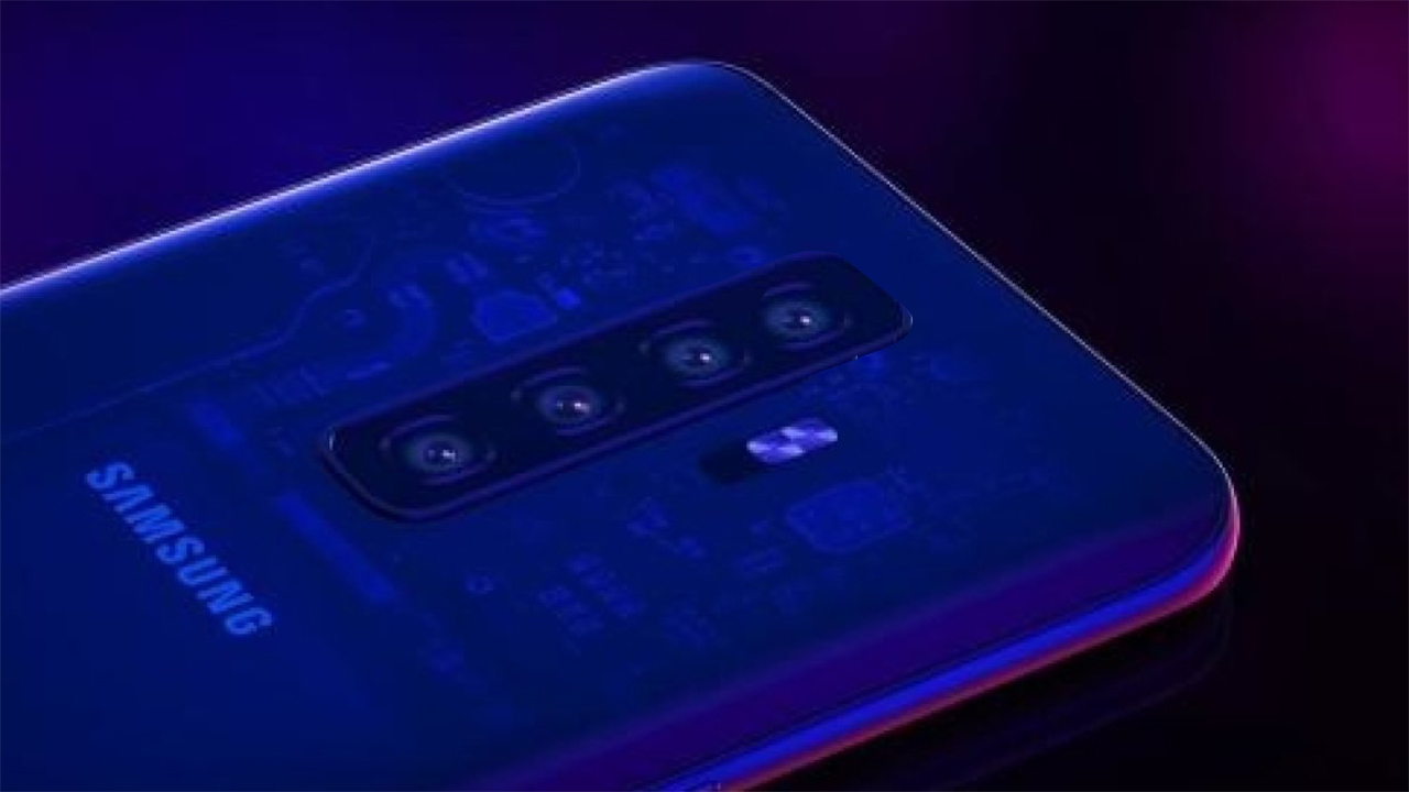 Samsung prepara un móvil con 4 Cámaras