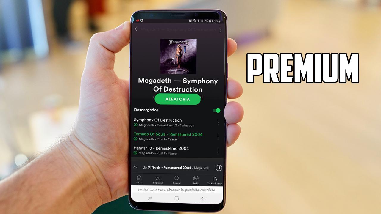 descargar spotify premium gratis 2018 android