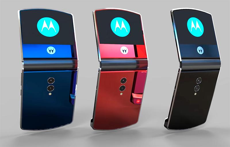 Motorola RAZR FLEXIBLE