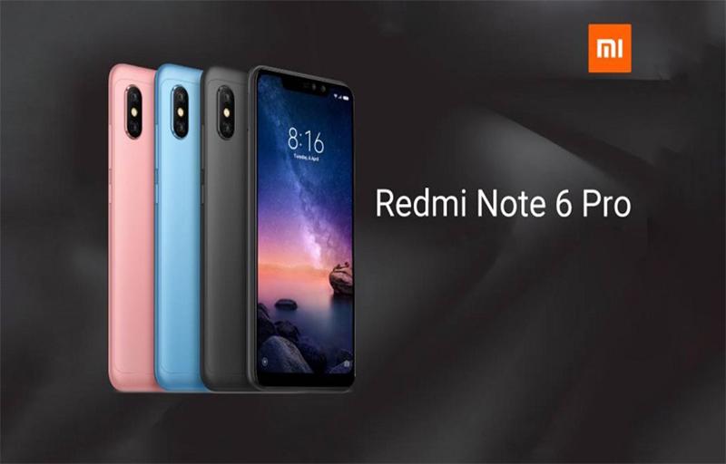 Redmi note 6 pro actualización