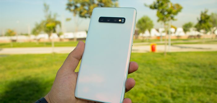 review galaxy s10+