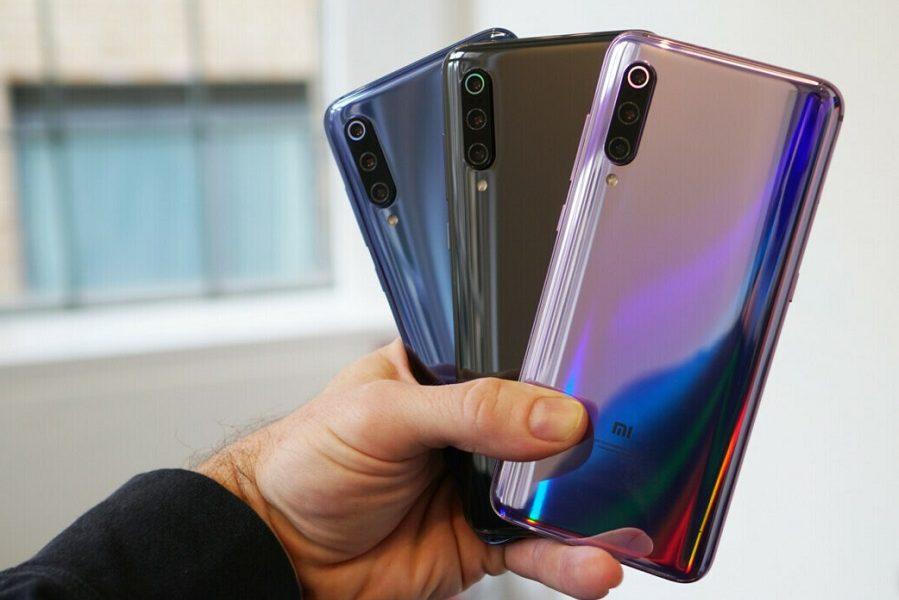 Xiaomi Mi 9 Actualización