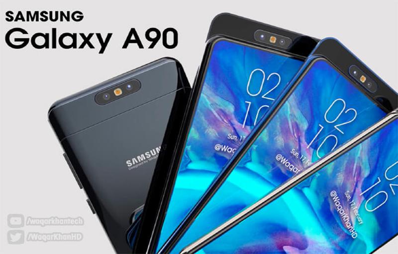 Galaxy a90 caracteristicas