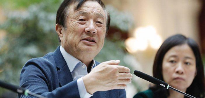 Fundador de Huawei revelo cual es el daño que recibirá su compañía