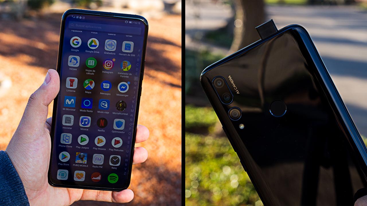 Huawei Y9 Prime 2019, análisis: review con características, precio y