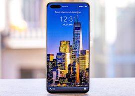 Huawei P40 Pro logra cargar 30% de su batería en tan solo 10 minutos