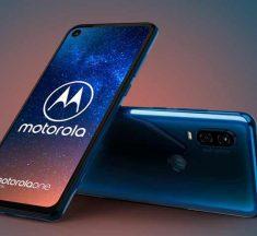Filtración: Este sería el nuevo celular Motorola One Fusion+