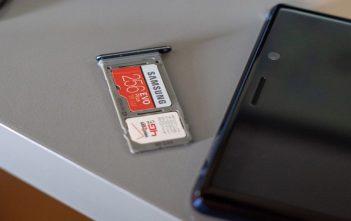 La serie Galaxy S21 llegaría sin ranura para Micro SD