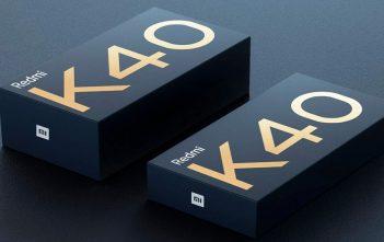 Redmi K40 se presentará el 25 de febrero