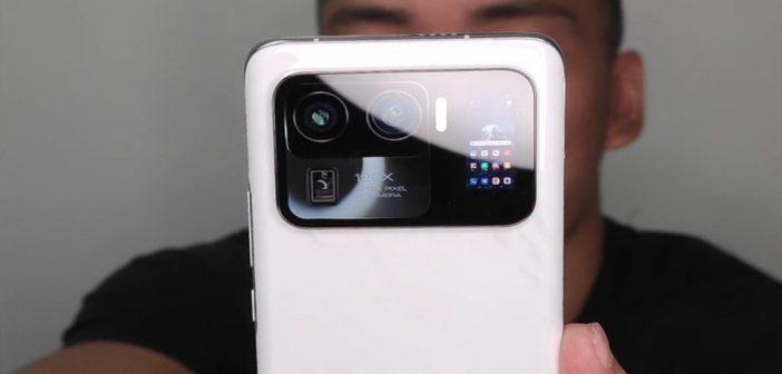 YouTuber pública unboxing del Xiaomi Mi 11 Ultra con lujo y detalle