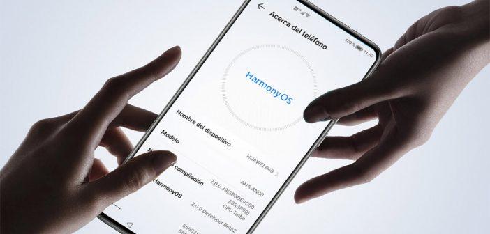 Harmony OS 20 estable llegará el próximo mes junto con la serie P50