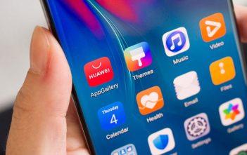Huawei comenzó a actualizar algunos celulares a HarmonyOS