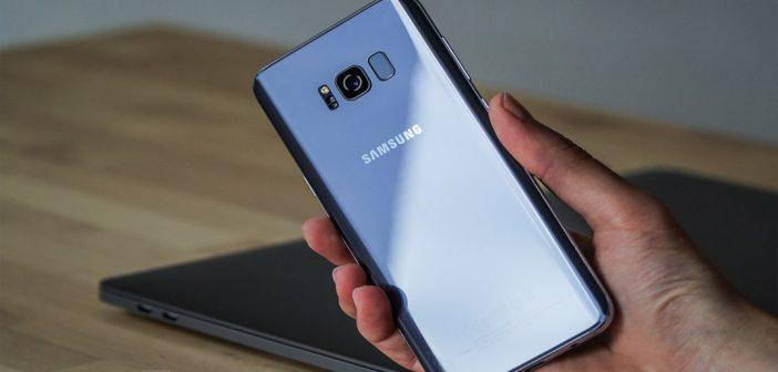 La serie Galaxy S8 ya no recibirá más actualizaciones