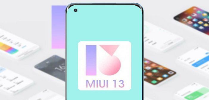 MIUI 13 llega en agosto y posiblemente con el Xiaomi Mi Mix 4