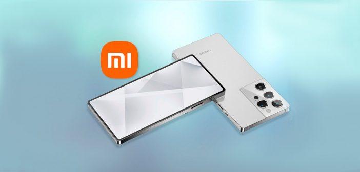 Xiaomi enseña una patente muy similar a la serie S21 de Samsung