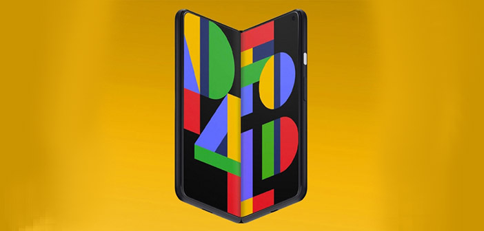 """Google estaría desarrollando un móvil Pixel plegable con el nombre """"Jumbojack"""""""