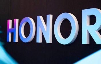Honor patenta un teléfono con pantalla envolvente