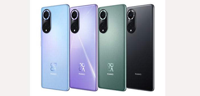 Huawei Nova 9 series es oficial, Snapdragon 778G, 100W de carga, 50 megapixeles y más