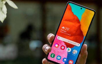 Samsung Galaxy A30s, A50 y M51 obtienen una nueva actualización de seguridad