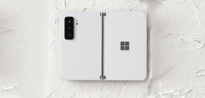 Surface Duo 2 así es el nuevo plegable de Microsoft
